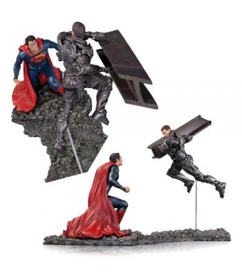Man of Steel Superman vs Zod