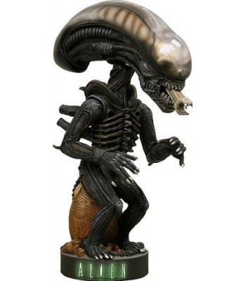 Alien Bobblehead