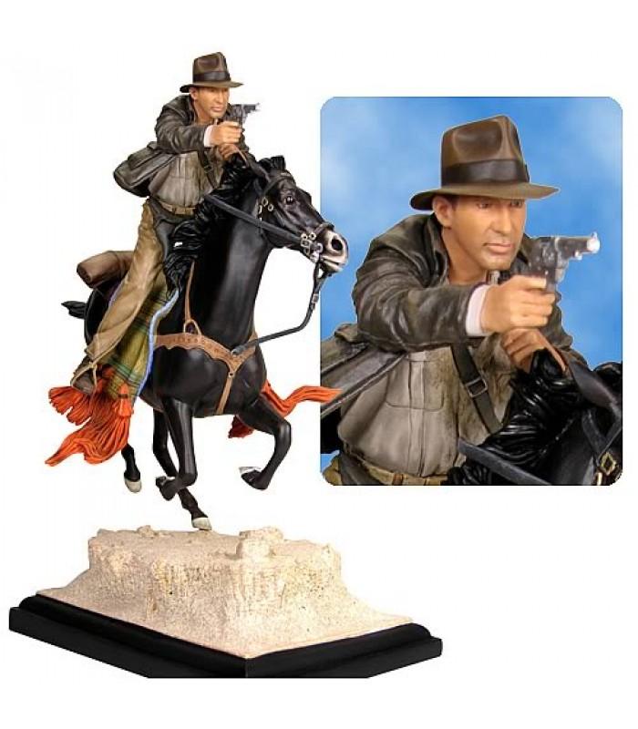 Indiana Jones on Horseback