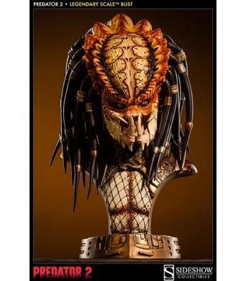Predator 2 Legendary Scale Bust