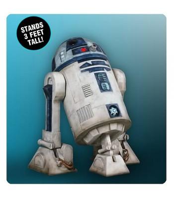 R2-D2 Clone Wars Monument