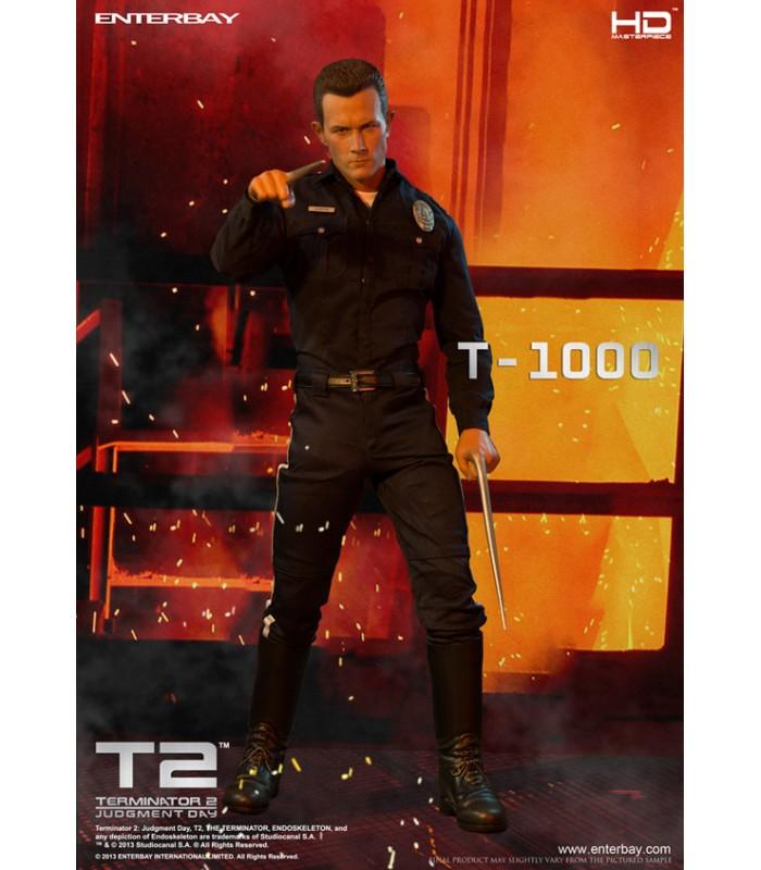 Terminator 2 Judgement Day T-1000